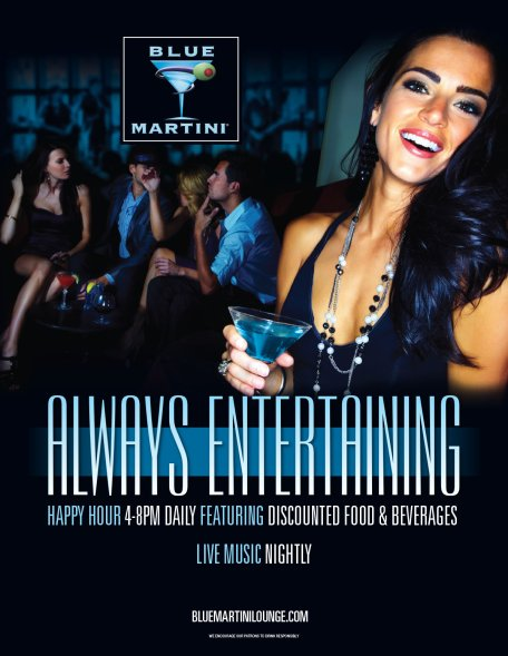 Blue Martini Orlando Ladies Night