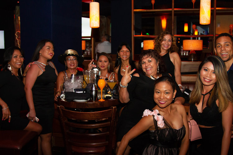 Blue Martini's Little Black Dress Event Helps Taste! Central Florida Provide Childhood Hunger Relief
